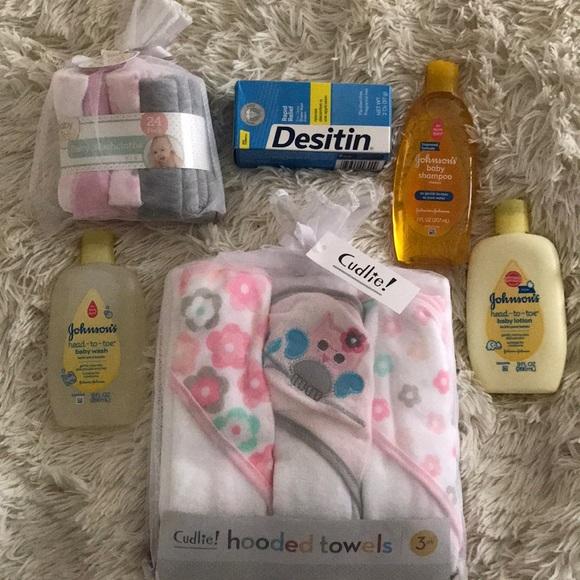 468d8ee81b2 Baby Shower Gift Bundle